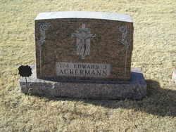 Edward John Ackermann