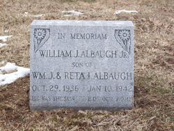 William J Albaugh, Jr
