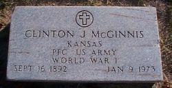 Clinton J. McGinnis