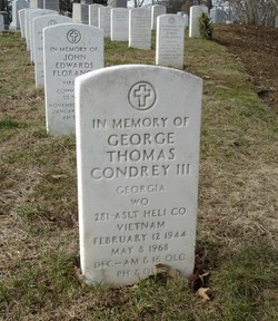 George Thomas Condrey, III