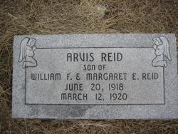 Arvis Reid