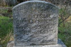 Leslie Glenn Schooling