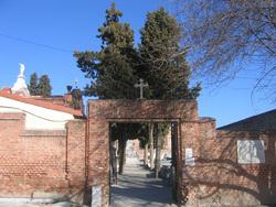 Cementerio Parroquial de Carabanchel Bajo