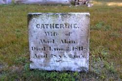 Catherine <i>Kelley</i> Akin
