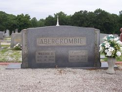 Carrie G Abercrombie