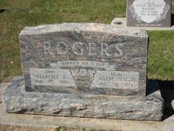 Ailene <i>Slaugh</i> Rogers