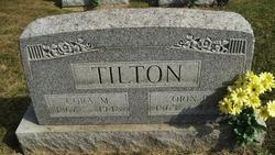 Cora May <i>Hupp</i> Tilton
