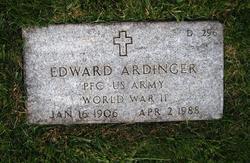 Edward A Ardinger