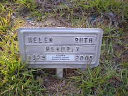 Helen Ruth <i>Lemons</i> Hendrix
