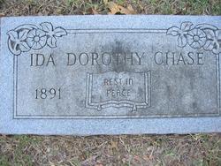 Ida Dorothy Chase