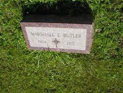 Marshall L Butler