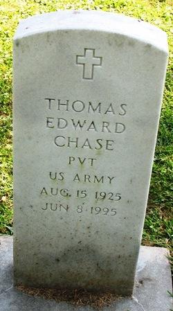 Thomas Edward Chase