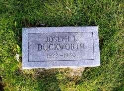 Joseph Luther Duckworth