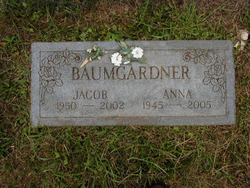 Anna R. <i>Tedrow</i> Baumgardner