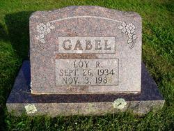 Loy R. Gabel