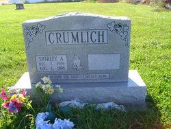 Shirley Ann <i>LeFever</i> Crumlich