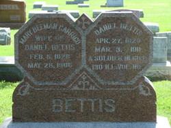 Mary Beeman <i>Carrico</i> Bettis