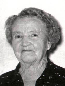 Maria Sophia Mary <i>Nielsen</i> Olsen