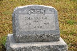 Cora Mae <i>Ader</i> Applegate