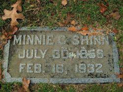 Mildred Carlton Minnie <i>Williams</i> Shinn