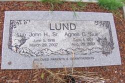 John H. Lund, Sr