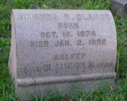 Claudine M. <i>James</i> Blaker
