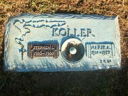 Marie A. <i>Mayer</i> Koller