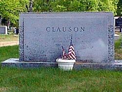 Clinton Amos Clauson