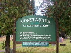 Constantia Rural Cemetery