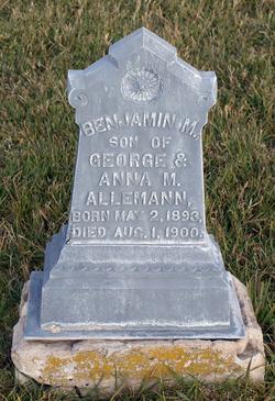 Benjamin Martin Alleman