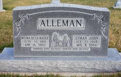 Lyman John Alleman