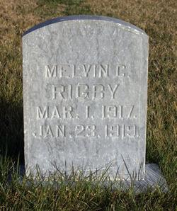Melvin Christian Rigby