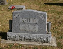 Sarah Elsie <i>Bowsher</i> Arthur
