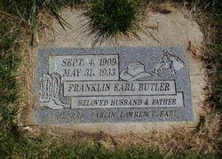 Franklin Earl Butler