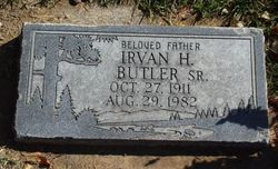 Irvin Harry Butler
