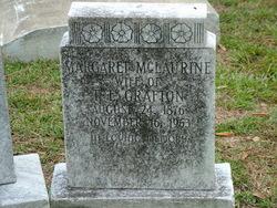 Margaret <i>McLaurine</i> Grafton