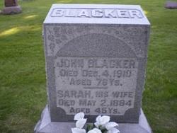 John Blacker