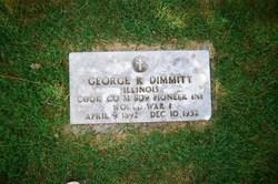 George Roy Dimmitt