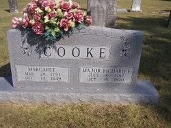 Margaret <i>Cox</i> Cooke