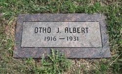 Otho J. Albert