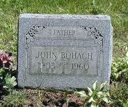 John Bohach, Jr