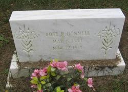 Rose R Bonnell