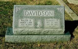 Harriet Sawtell <i>Richardson</i> Davidson