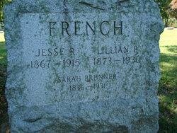 Lillian <i>Brunner</i> French