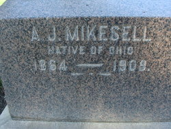 Andrew J. Mikesell, Jr
