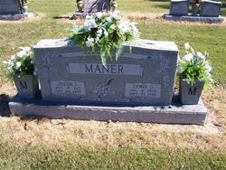 Jessie Lee <i>Slape</i> Maner