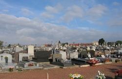 Montdidier communal cemetery