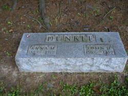 John H Dunkle