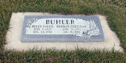 Helen Roberta <i>Callis</i> Buhler