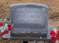 Pynie L Butler
